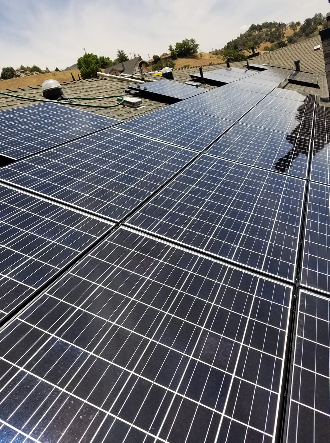Bakersfield Solar Panel Cleaning, Bakersfield Solar Cleaning